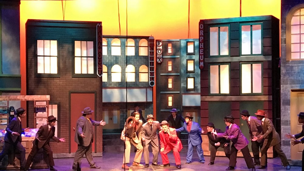 Guys and Dolls   at Chaminade College Prep  Photo by Michael Davis