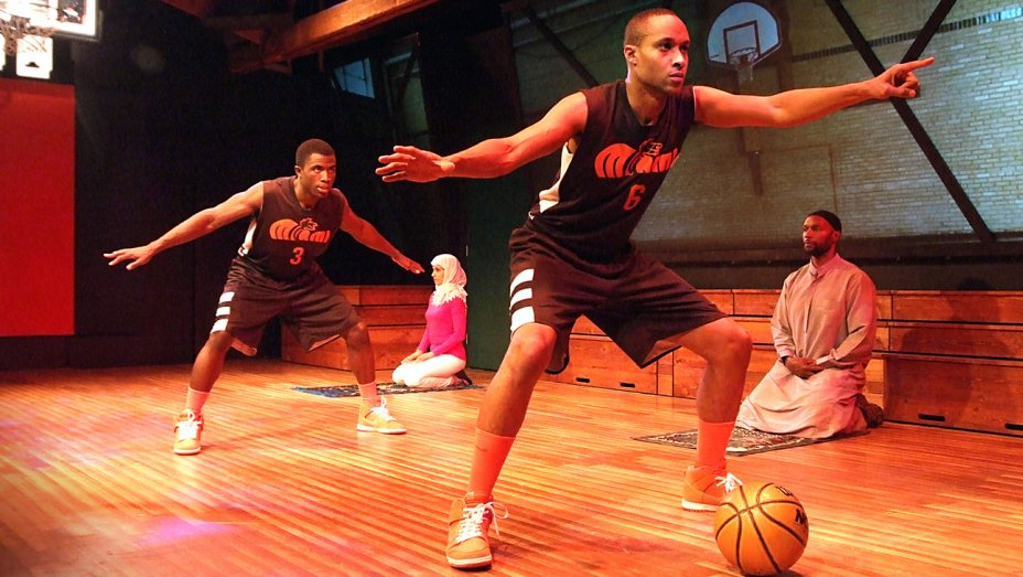 Pray to Ball   at The Skylight Theatre   Photo by Ed Krieger