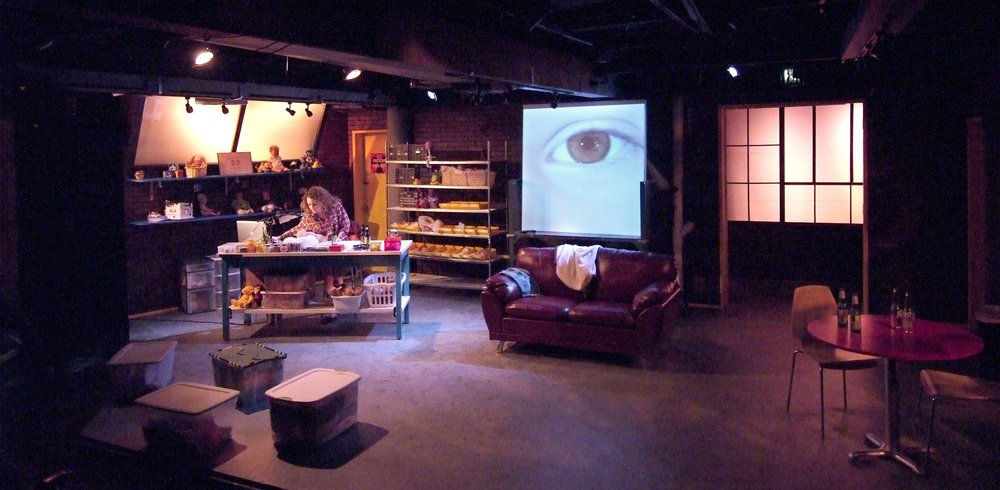 Reborning   at The Fountain Theatre   Photo by Ed Krieger