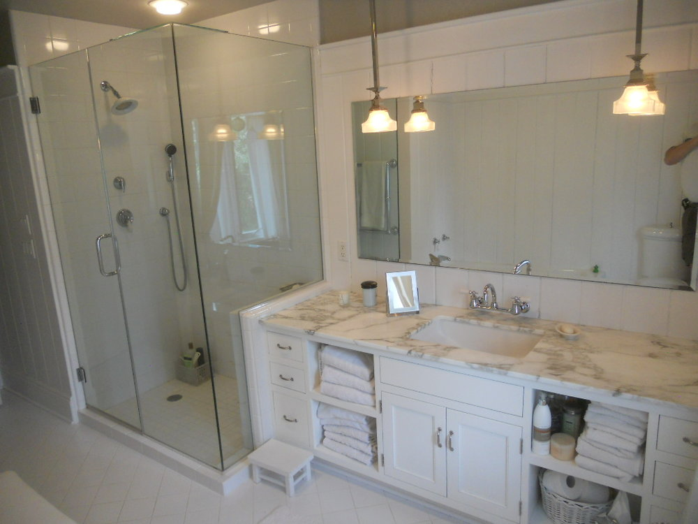 Bathrooms - Although the bathroom is typically one of the smaller rooms in a home, it is also one of the most important.  Our experienced team knows bathrooms and the layouts that might work best in your style home.  We consider your design wants and your familys needs to come up with the ideal option that will change how your family interacts every day.