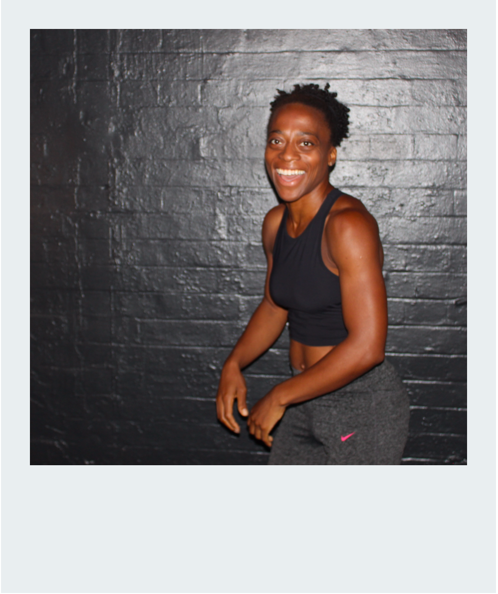 MEET THE TRAINER: TANYA -