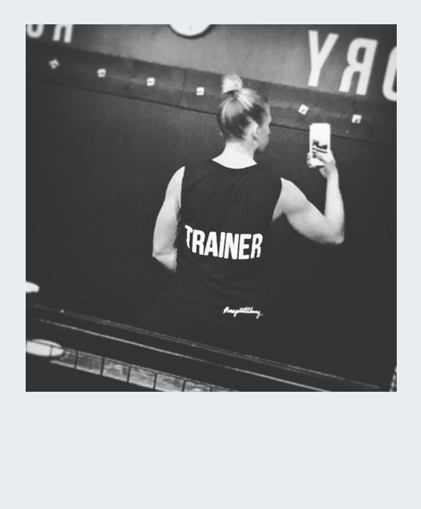 MEET THE TRAINER: HANNAH -