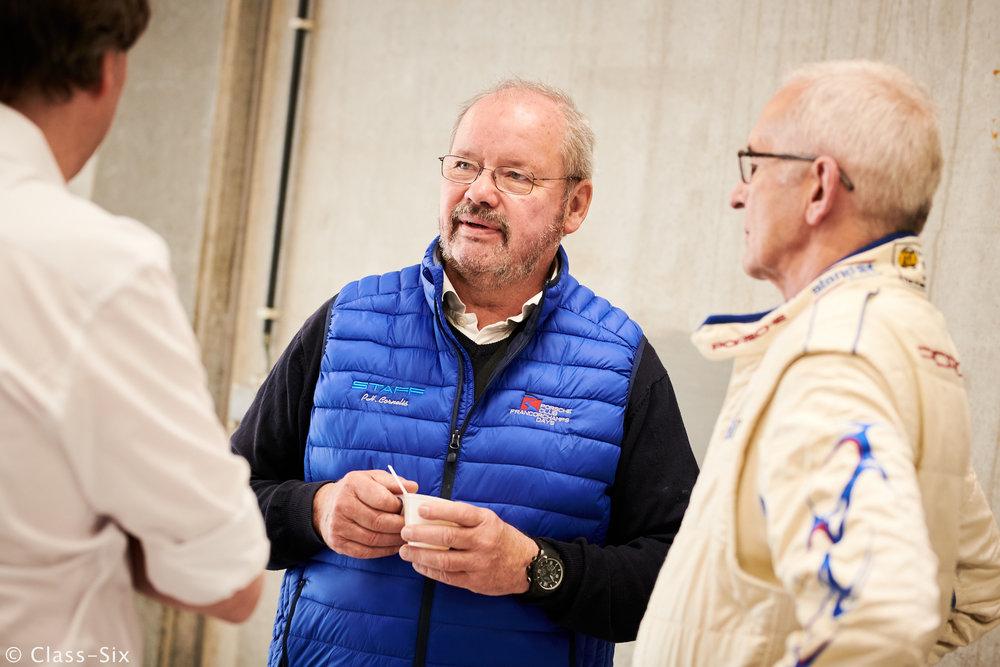 Philippe Cornelis, fondateur et chef instructeur Class-Six