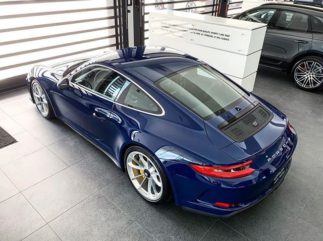 Throwback to one of the nicest PTS colour for the Touring: Albert blue. What do you guys think? . . . #PorscheofNorthHouston #porsche911 #porschehouston #indiGOautogroup #houston #texas #albertblue #gt3 #991gt3 #911gt3 #porsche911gt3 #porsche911gt3touring #gt3touring #911gt3touring #manualtransmission #savethemanual #500hpclub #porschemoment #porscheusa #noturbo #dailydriver #porschelifestyle #silverwheels #porschepower #carart #beautyonwheels #cardream #supercarspec 📸 @porschehouston —————————————— Check our friends accounts: @porsche.universe  @acespider_photography  @samizdatbe  @espressoproject.be  @flat6rebel