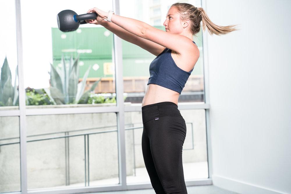 New Workout Spots & Healthy Restaurants -