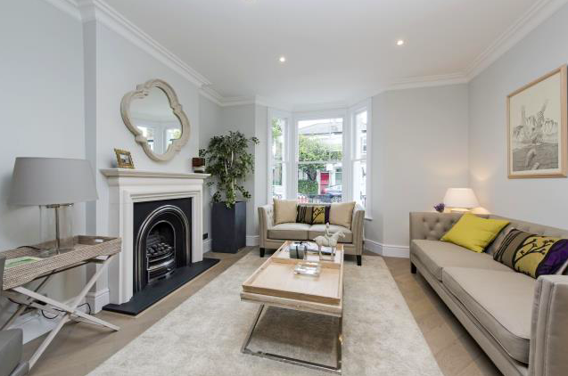 the Battersea - Twin bedroom loft conversion, joinery and renovation