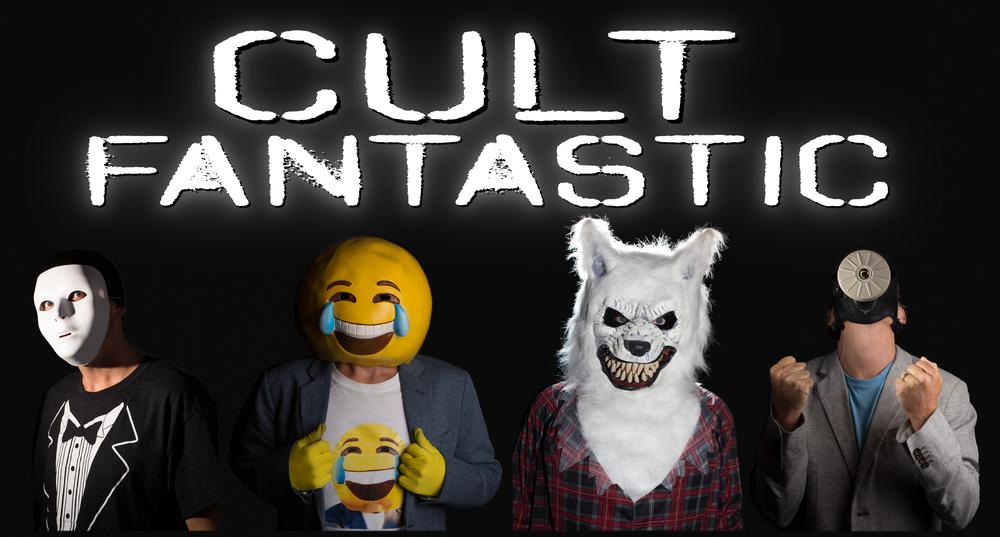 Cult Fantastic I Love My Selfie EP (Print)