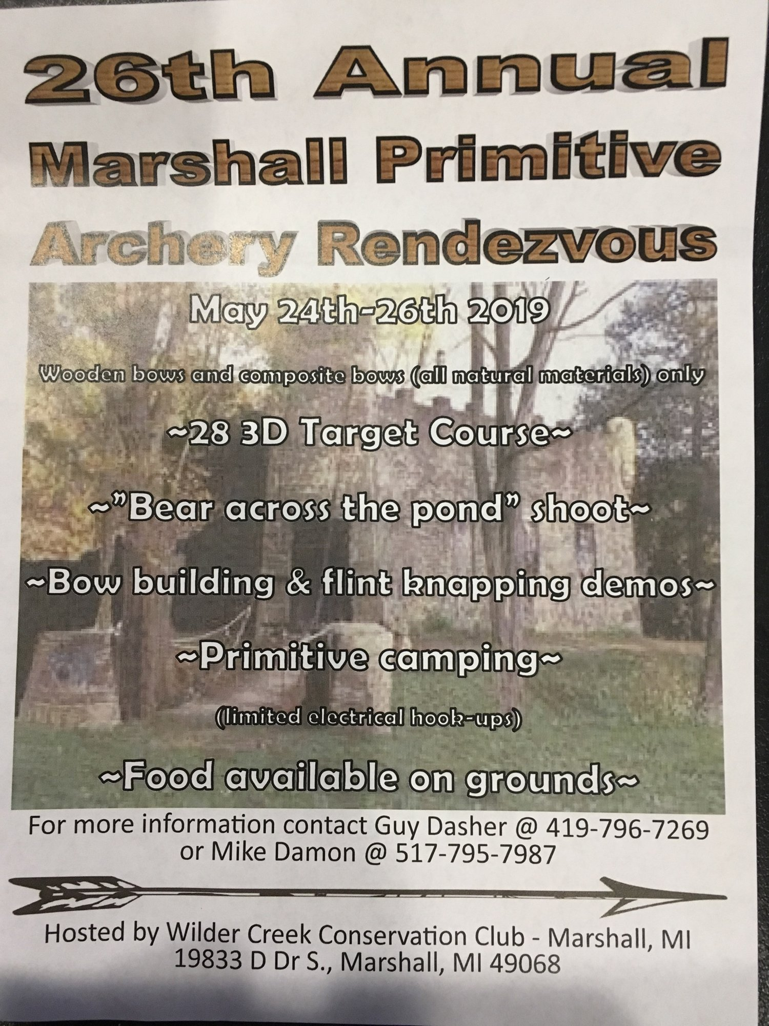 Marshall Primitive Archery Rendezvous 2019 — Chasing Heartwood