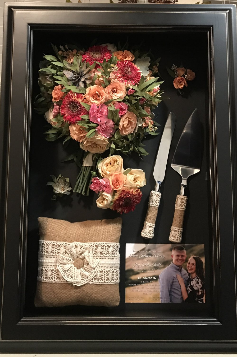 Shadow Box #1 - Extra Large, Rustic