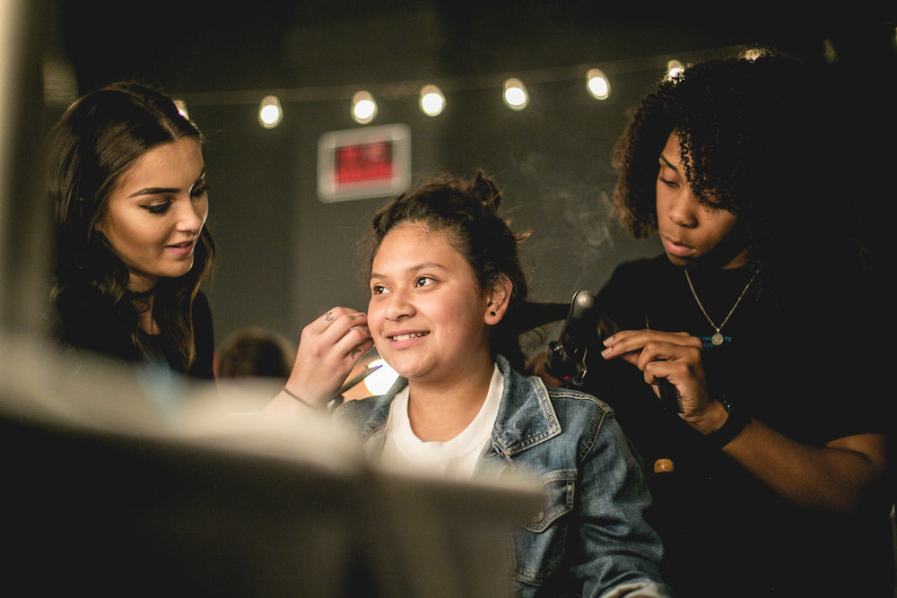 Hair & Makeup Pampering by Aveda