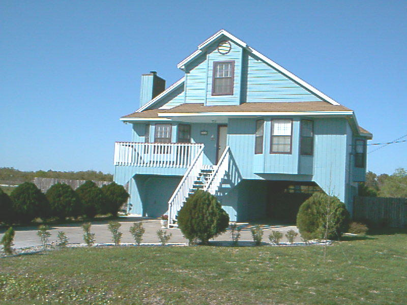 A Maxwell Homes project in Corpus Christi, Texas, from 2001.