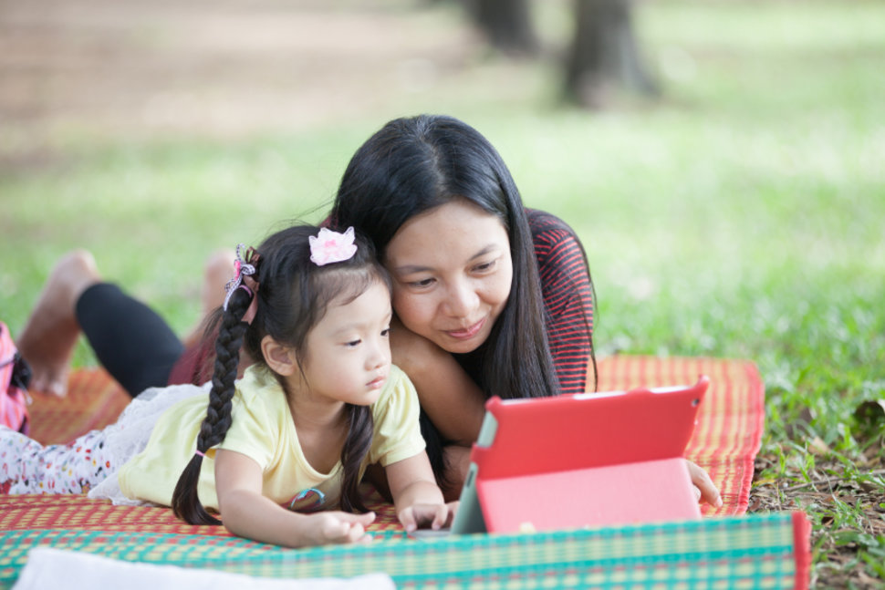 ISTOCKPHOTO  Student parents should try to connect with as many people on campus as they can to make it feel like home, says one expert.