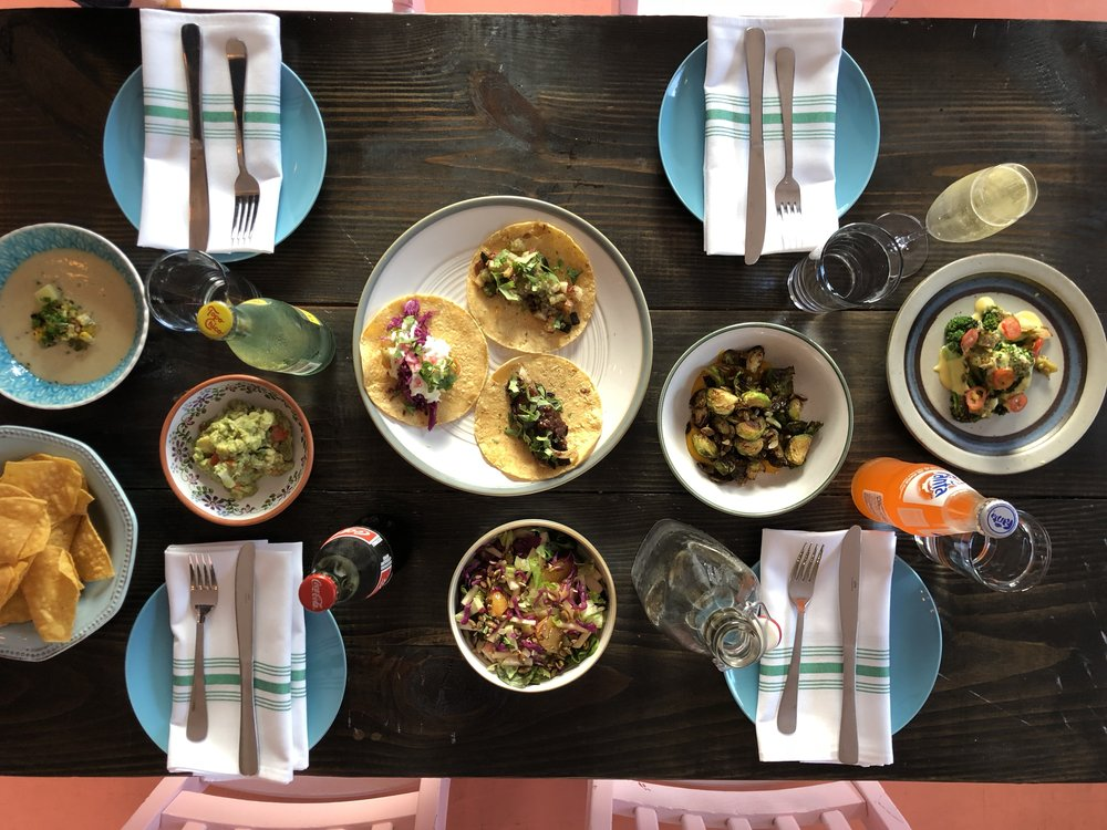 Meatless Mondays at Semilla | Photo by Jillian Schenzel