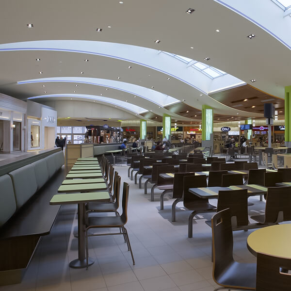 Food Court -Upper Canada Mall - A FOOD COURT REVITALIZED