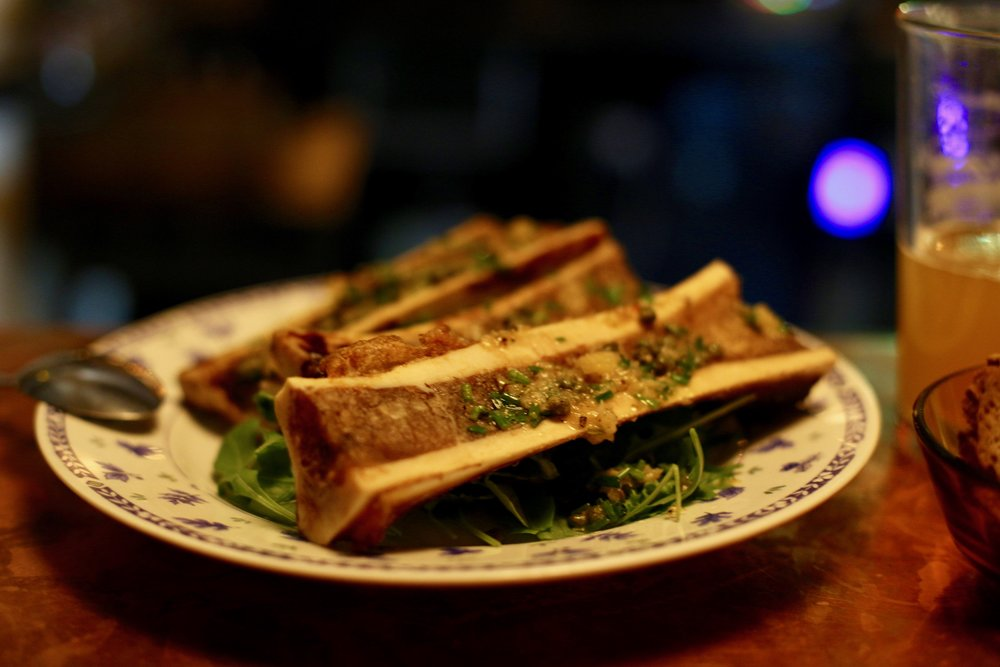 Bone marrow at Kex