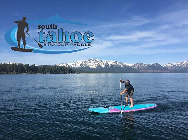 We know that you're hyped to get back out on the water! If you need some improvement or good company, we offer lessons & tours @SouthTahoeSUP  Call us to book a lesson or tour at (530) 416-4829.  Season Passes are also available. #SouthTahoeSUP