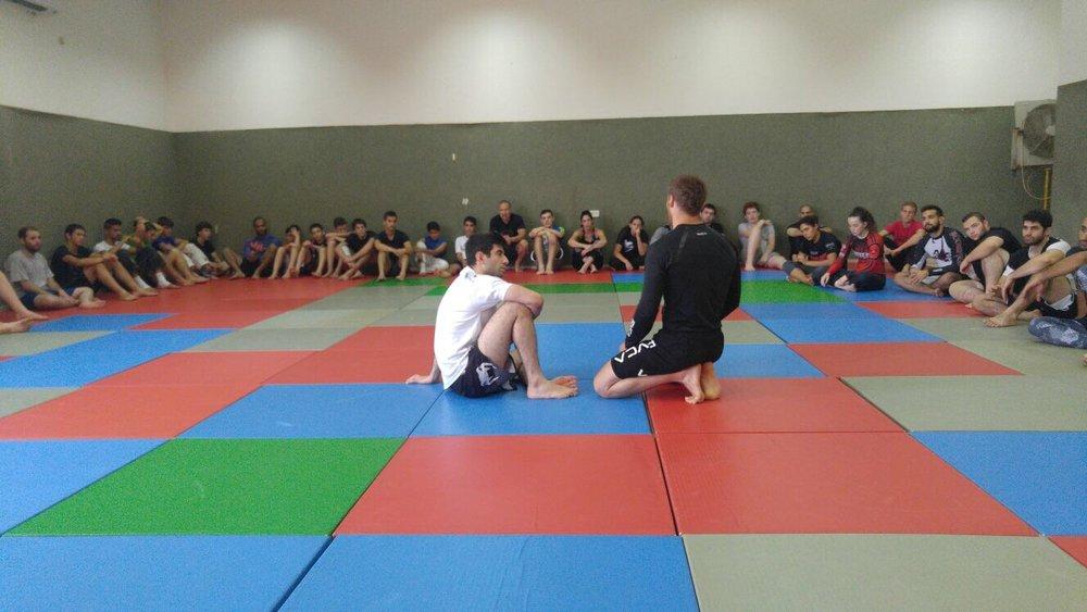 Group Security Training/Krav Maga Seminar -