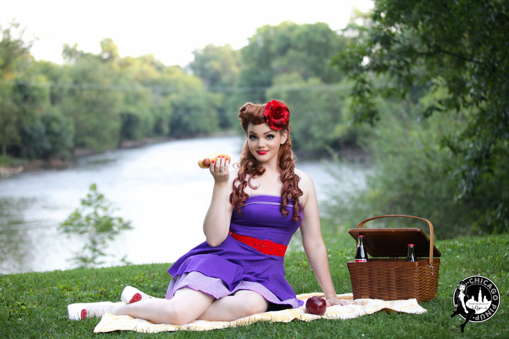 Best-Chicago-Pinup-Boudoir-Photography-Picnics