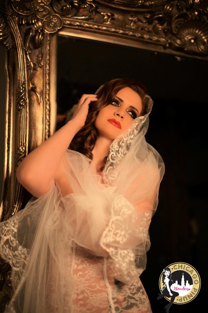 Best-Chicago-Pinup-Boudoir-Photographer-Karina-Wedding-Bride-Frame