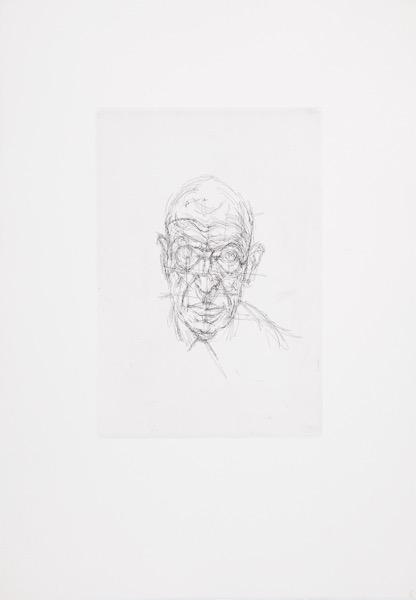 michel leiris alberto Giacometti art drawing sketches