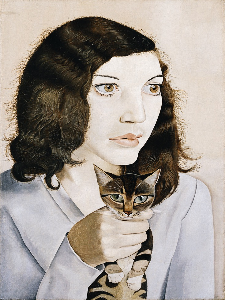 London calling Lucian Freud kitty garman
