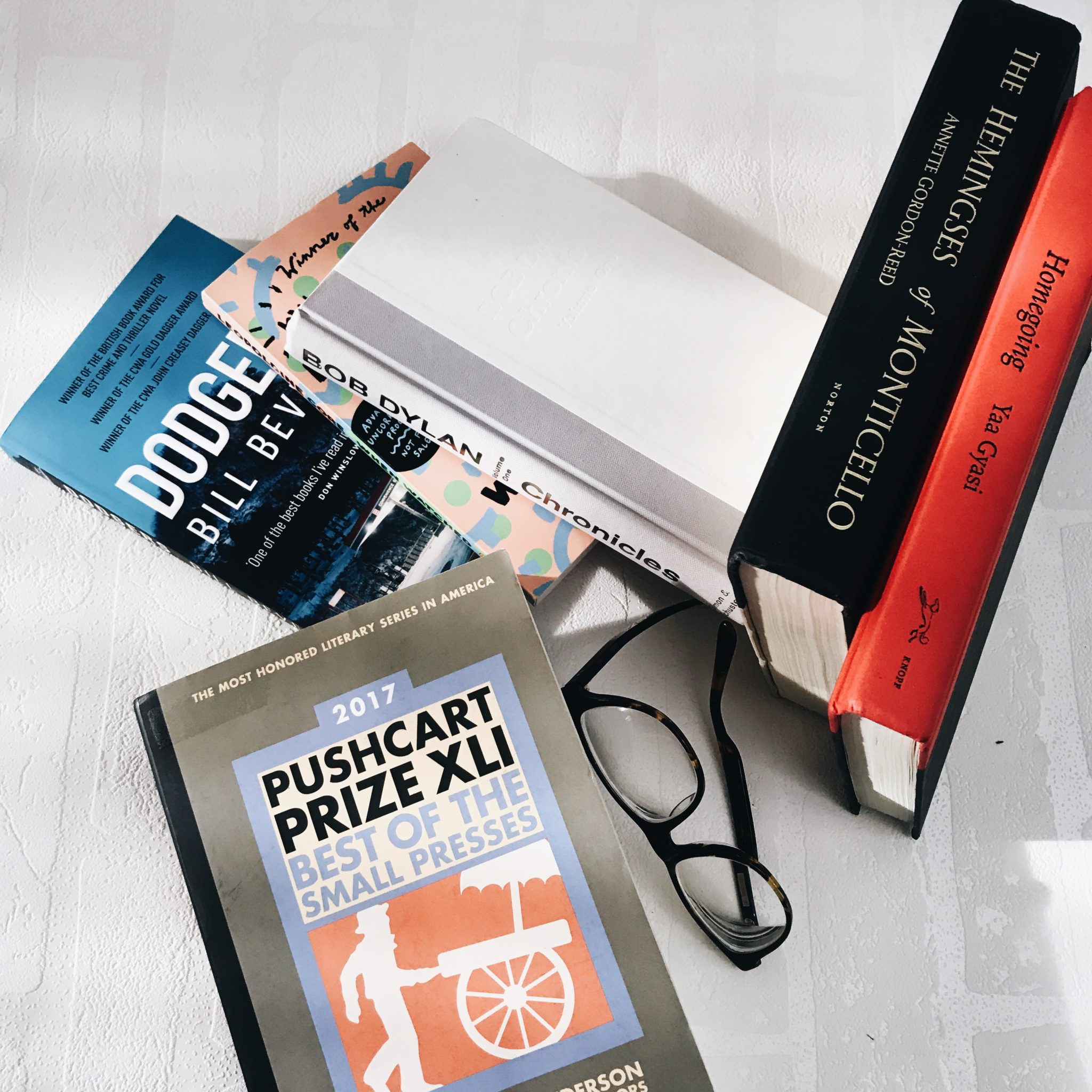 Some New books pushcart prize penn Hemingway prize awards best selling book