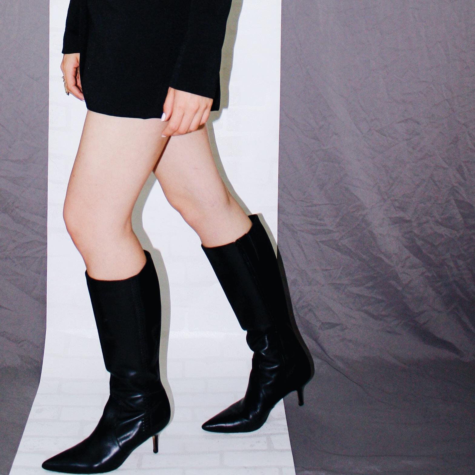 fall is here boots leather helmut lang blazer dress belts black 6