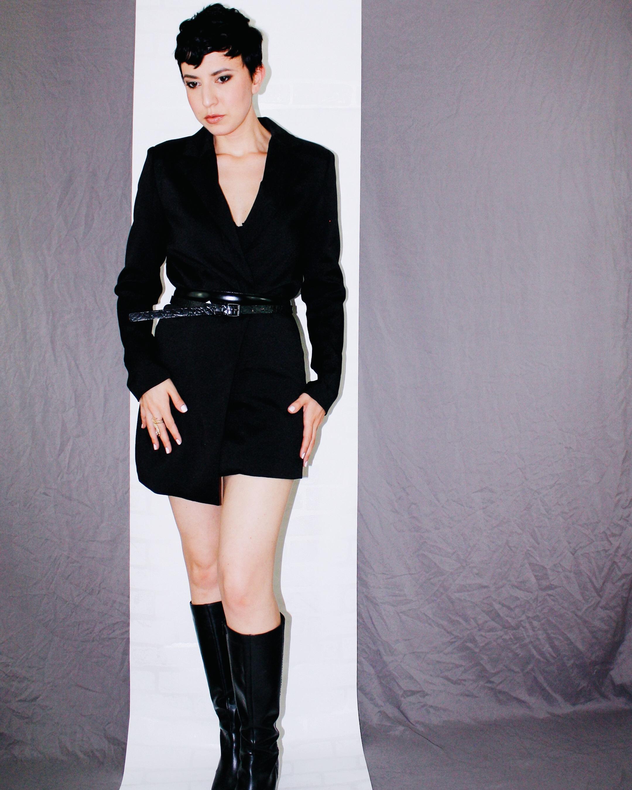 fall is here boots leather helmut lang blazer dress belts black 2