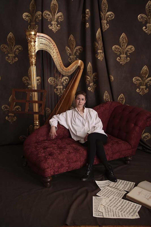 Victoria Drake Harpist