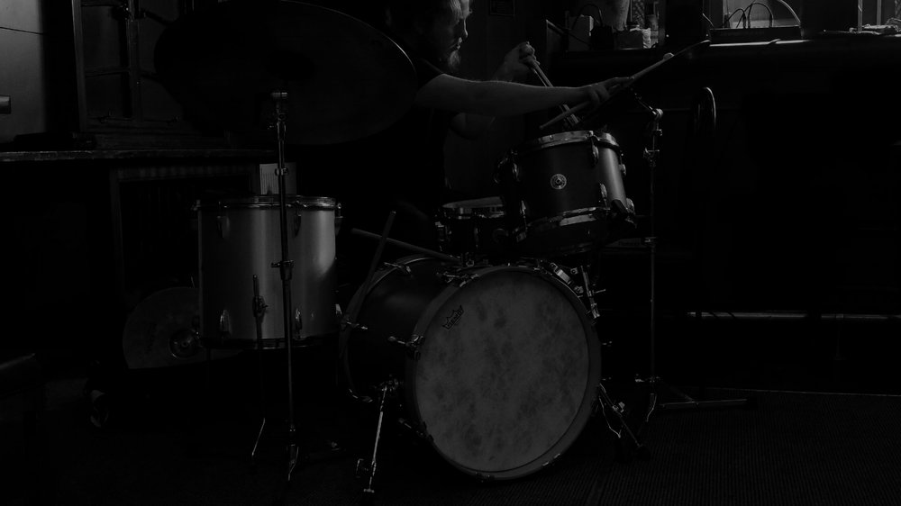 From solo performance at blank canvas, Liverpool.