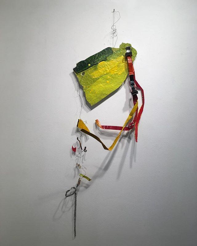 Latest sculpture #abstractsculpture #abstractartrt #colorfulabstractart #dcareaartist @mp4a @longviewgallery @harryallencooper @blackrockcenter @athenaeumnvfaa