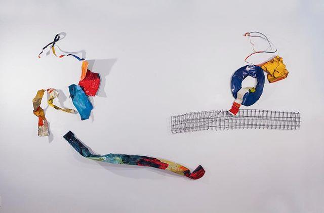 Latest installation #abstractsculpture #colorfulabstractsculpture #abstractinstallation #colorfulabstractinstallation @blackrockcenter @longviewgallery @mp4a @athenaeumnvfaa @harryallancooper