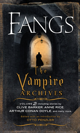 Fangs (The Vampire Archives)