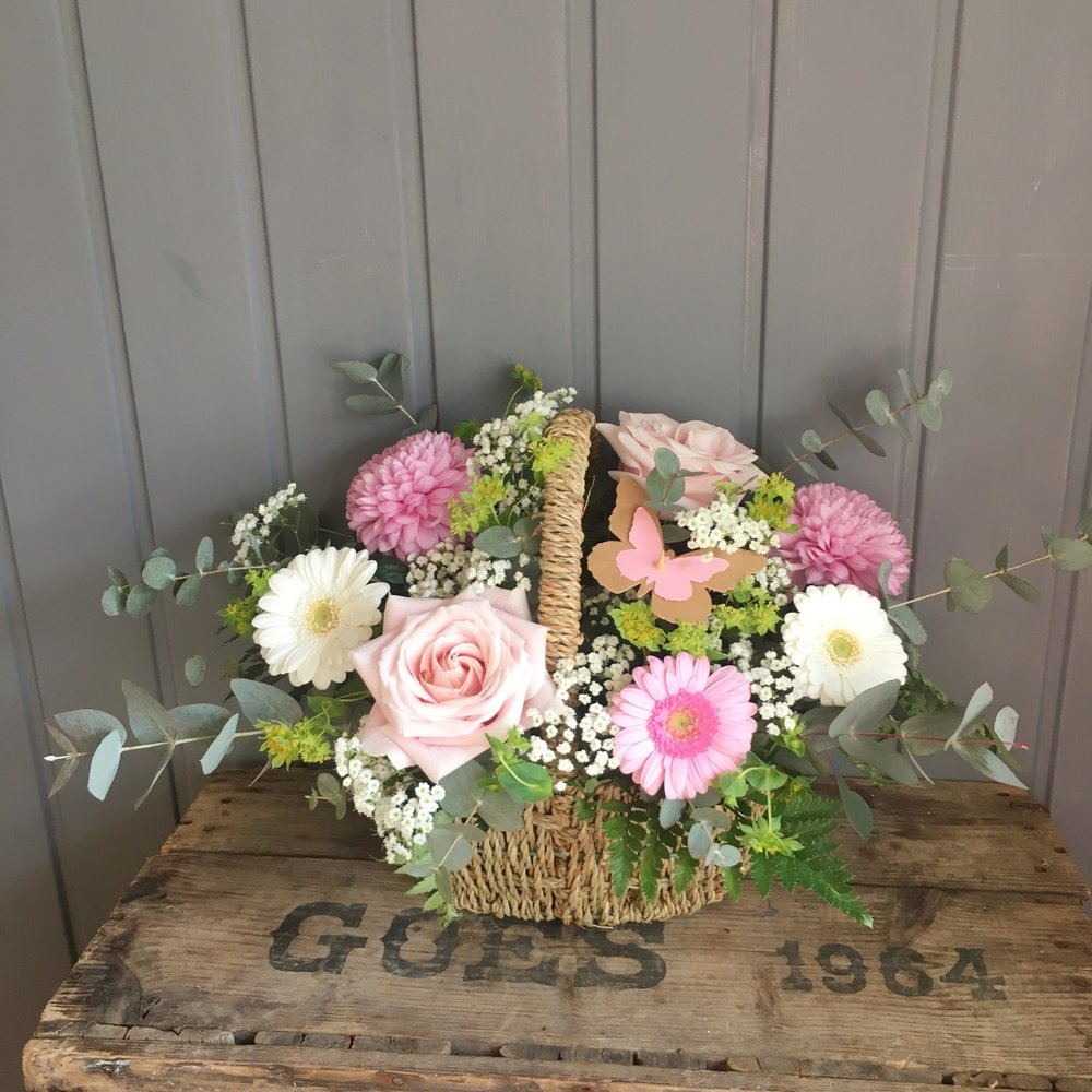 Mothers Day Basket