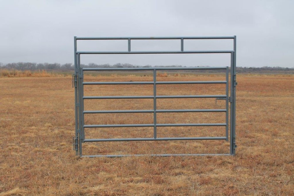 "- Call for custom lengths or custom inside heights for riders on horses. Stock height is 92"", with Inside Height of 79"". Available in 12', 10' and 8' lengths."