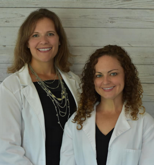 Rachel cohen and mimi connelly, founders np luxe esthetics