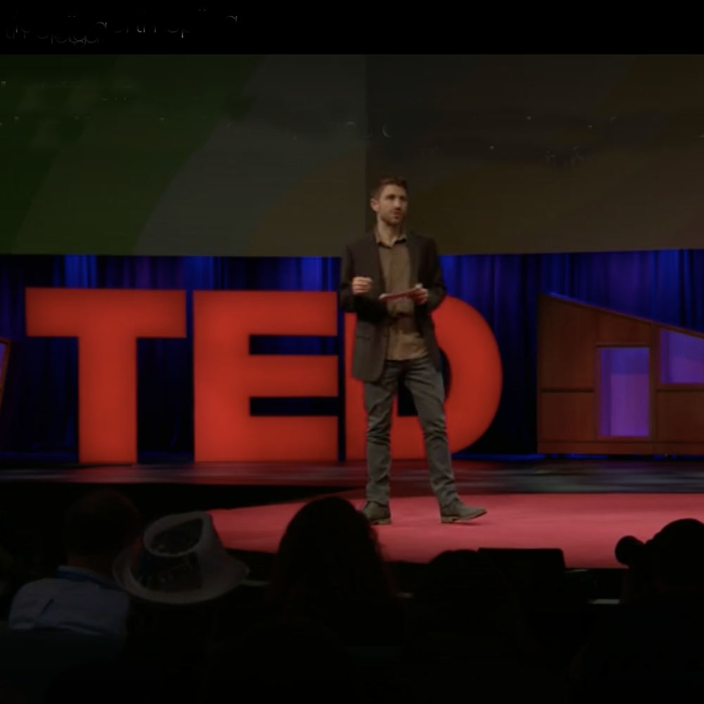 Ted | Ideas Worth Spreading