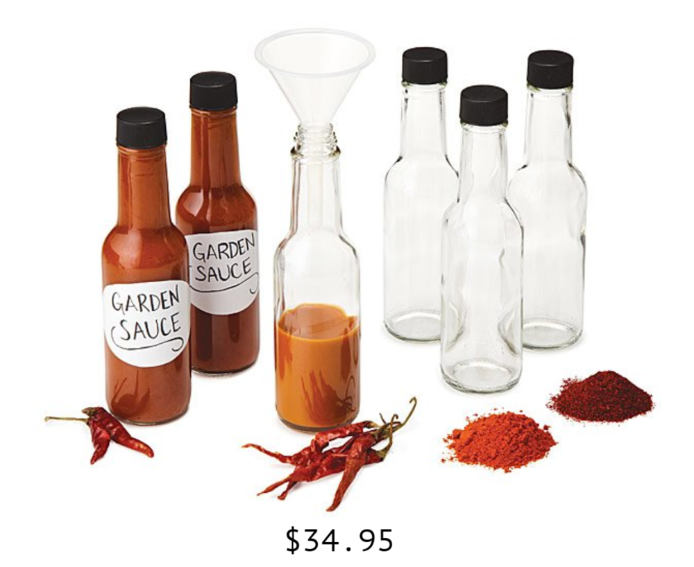 Make Your Own Hot Sauce