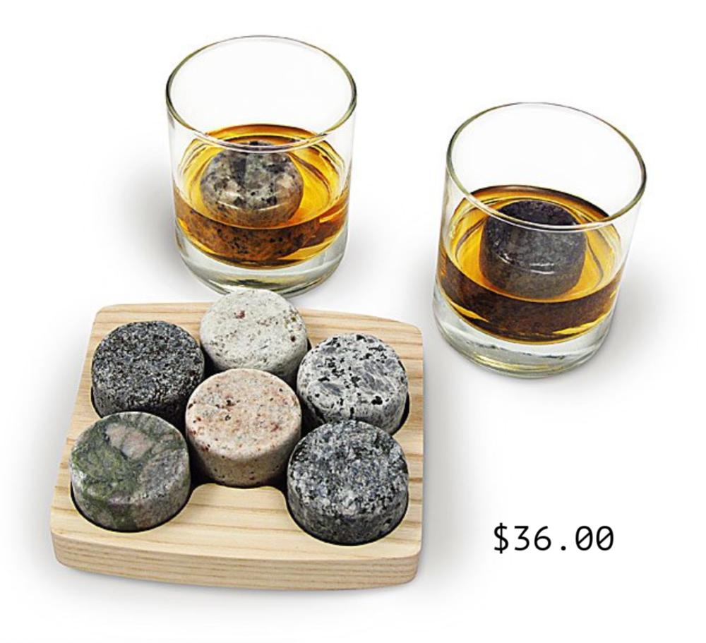 Whiskey Rocks Set