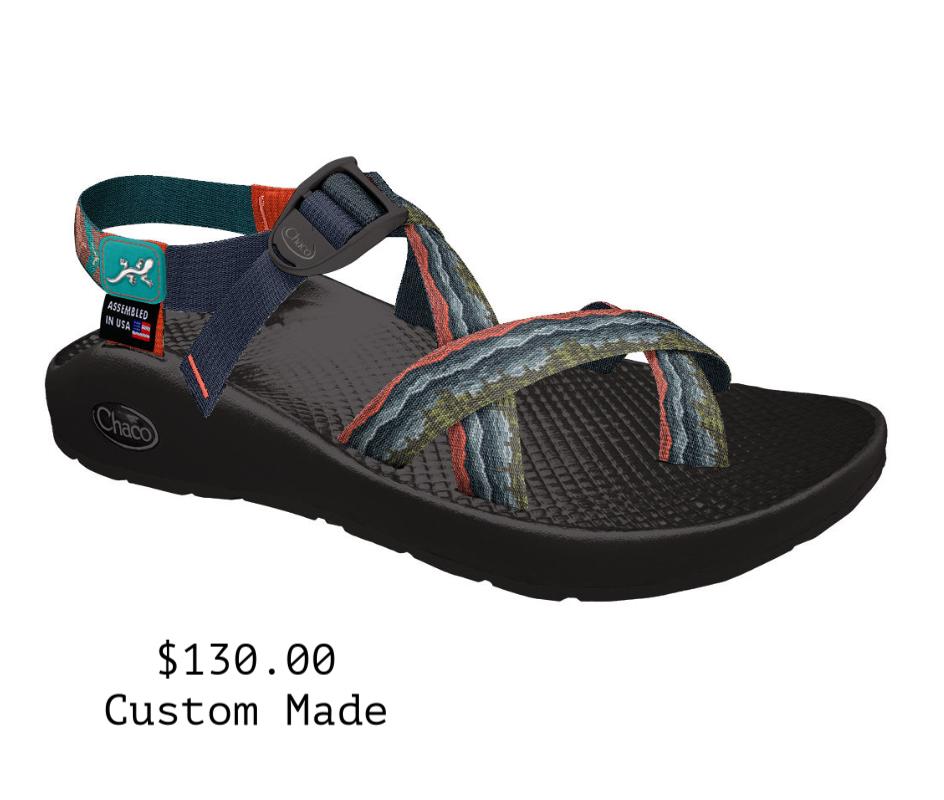 Custom Made Chacos