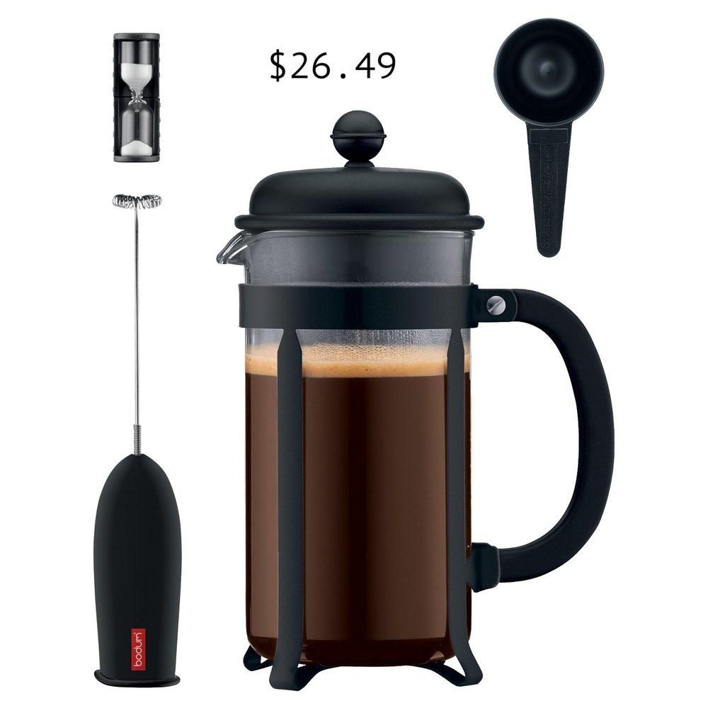Bodum Java Coffee Press