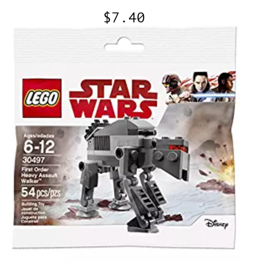 Bagged Legos
