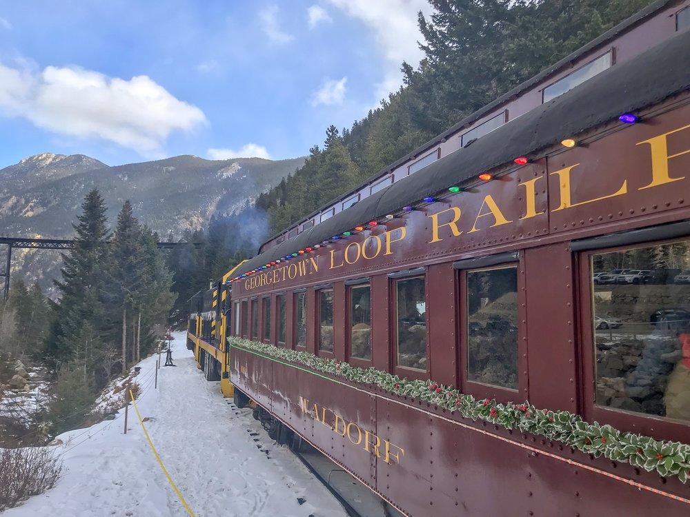 Georgetown Loop Railroad - Santa's North Pole Adventure