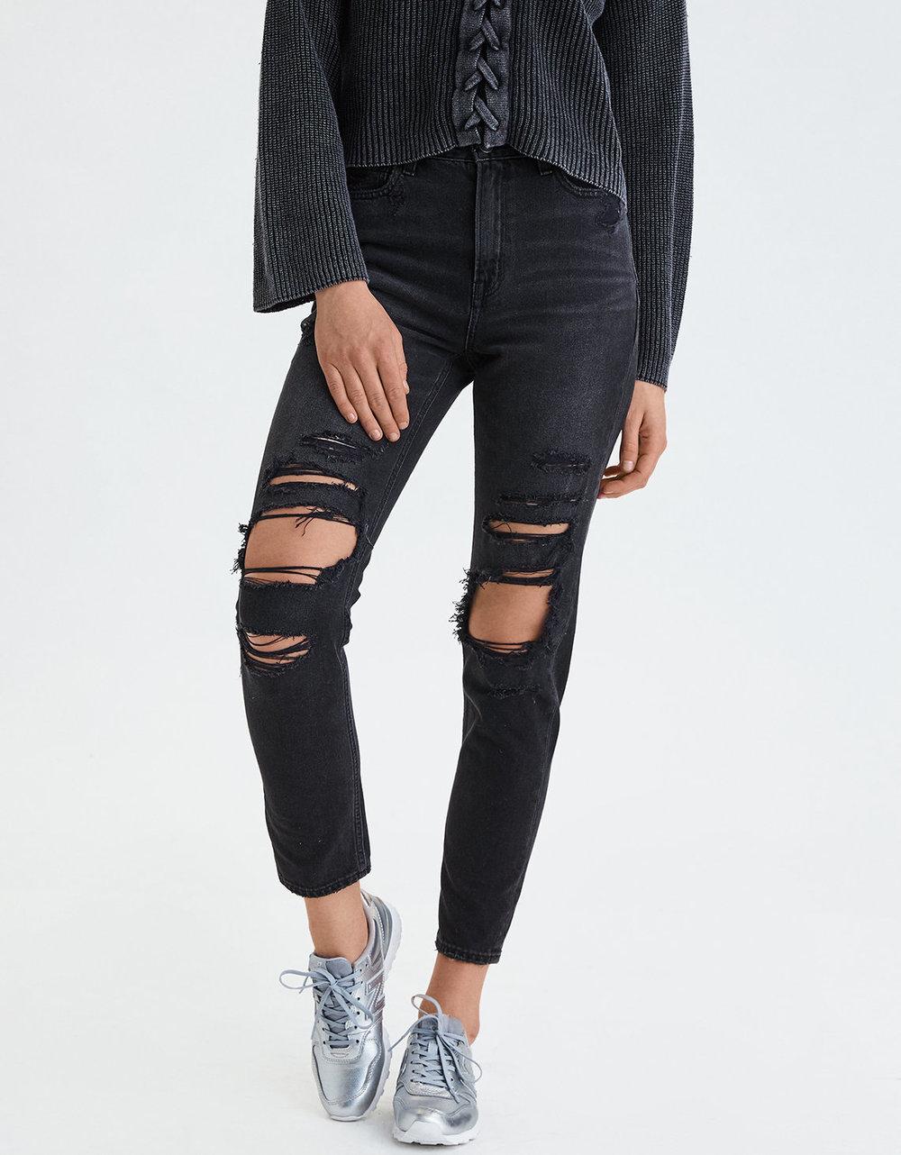 Gabi's mom jeans