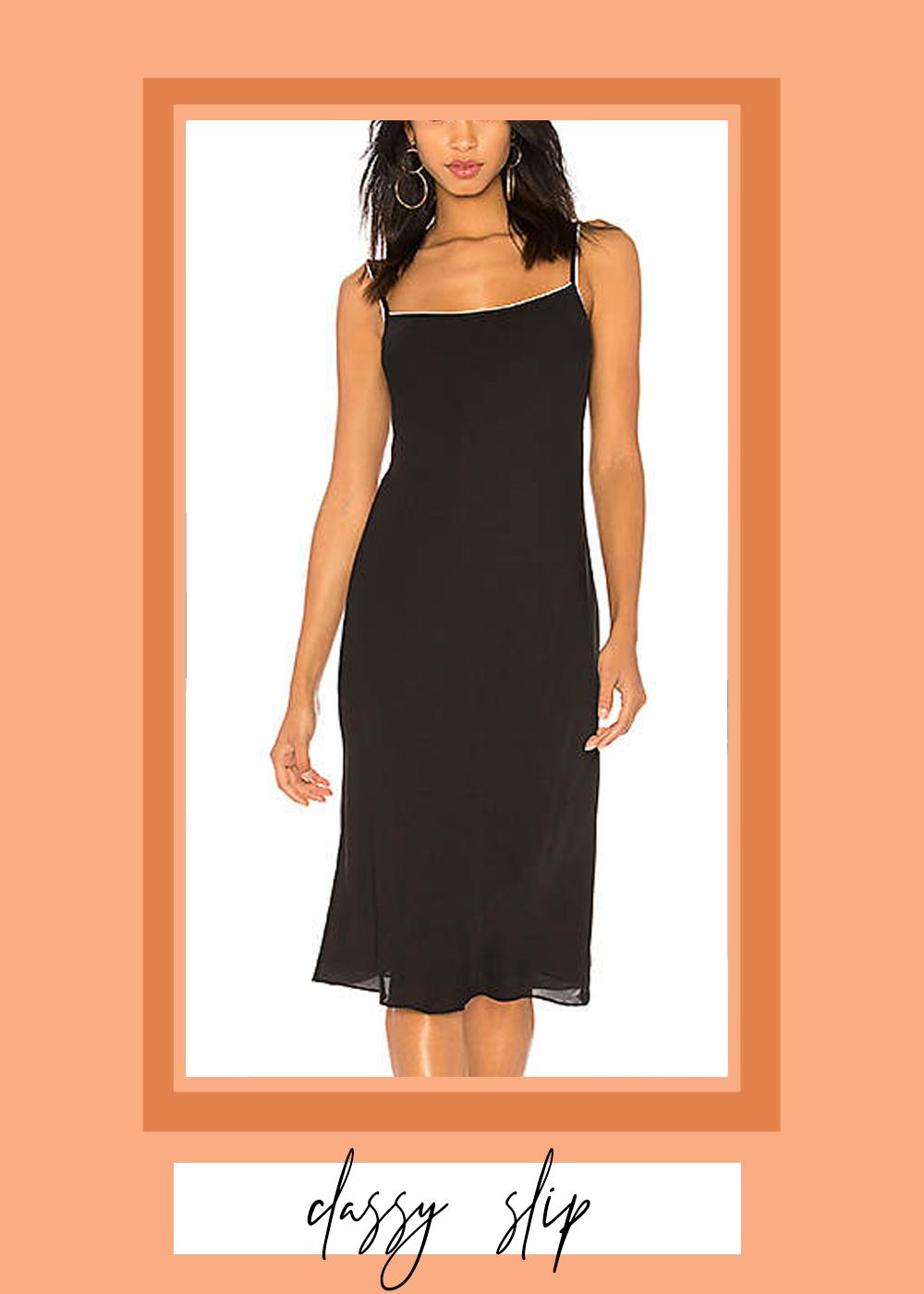 008. - Silk Combo Silk Dress // $231