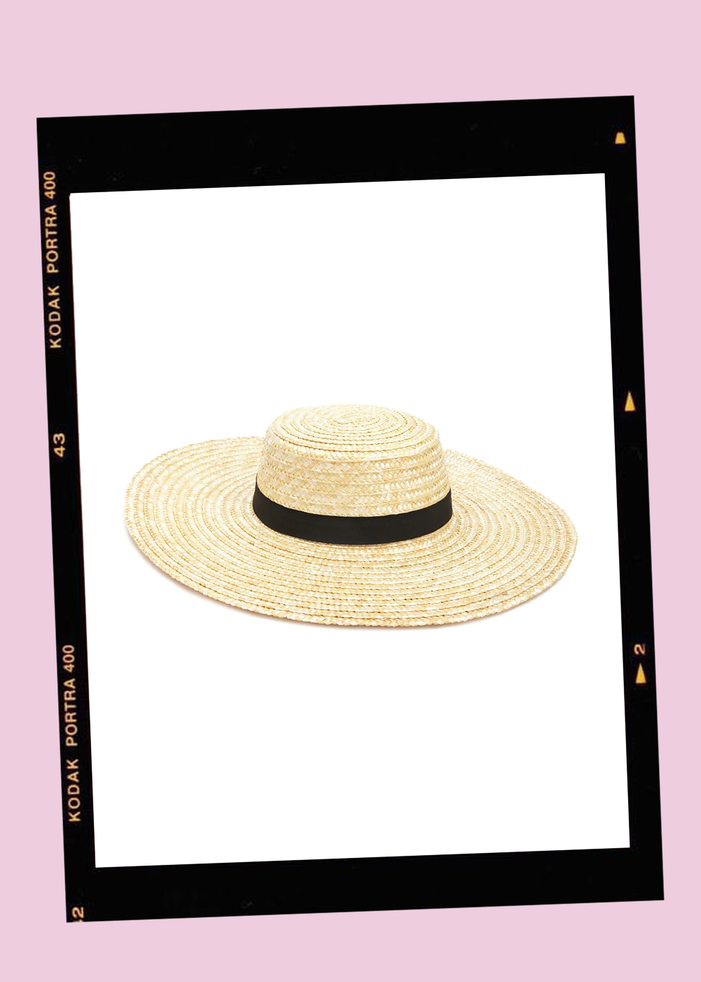 007. - Straw Hat // $20Forever 21