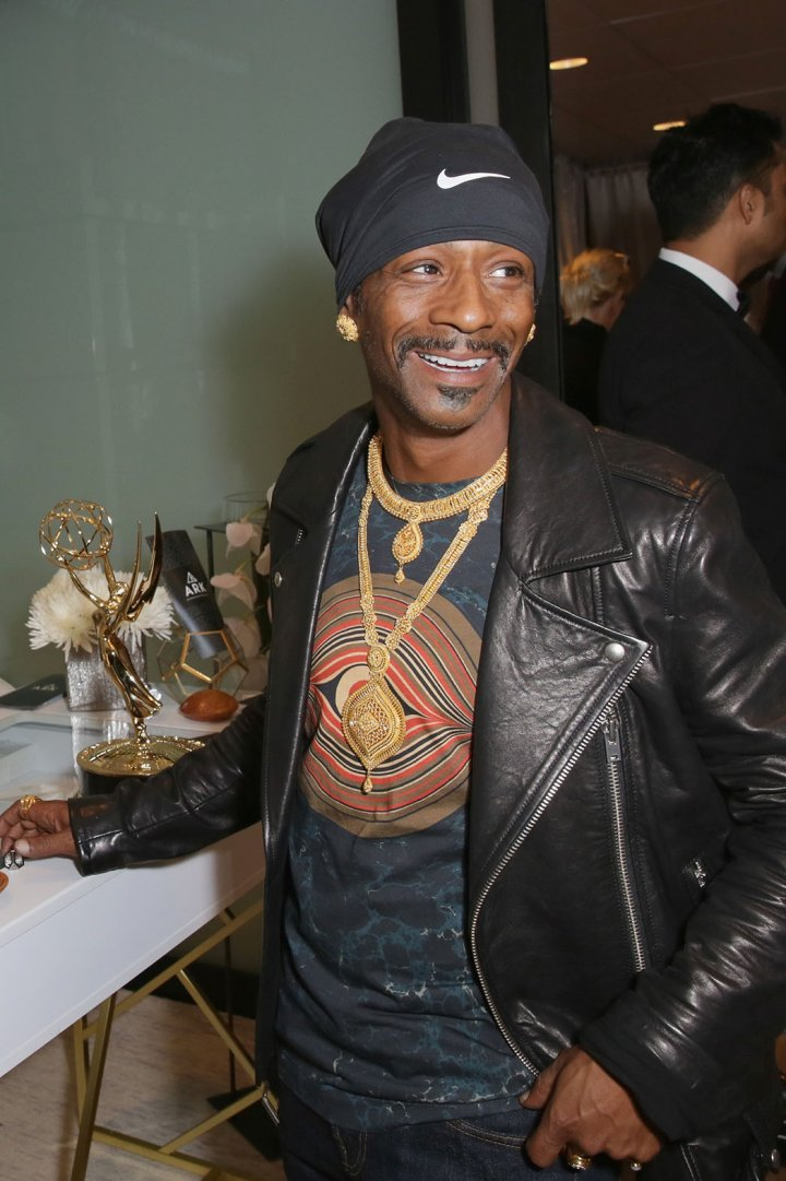 """""""This is awesome,"""" Katt Williams stated, """"I love the look and I'm going to wear it right away."""""""