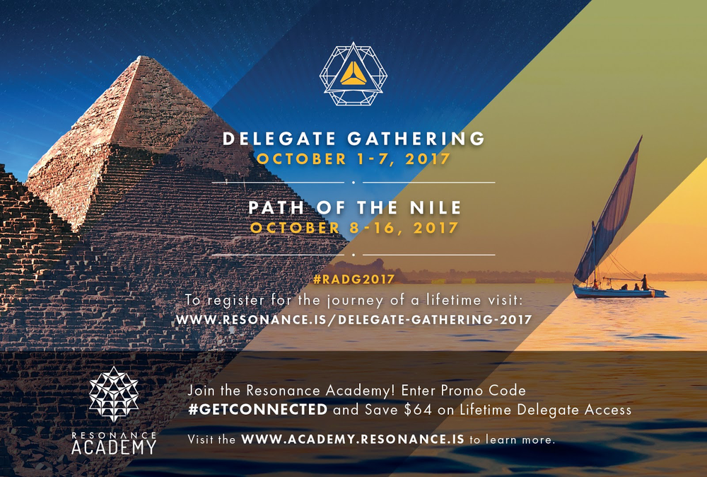 Experience an intimate, interactive learning environment in one of the most iconic and historically significant locations on planet Earth: Giza, Egypt. This is your once-in-a-lifetime opportunity to discover the mysteries of Ancient Egypt with Nassim Haramein, the Resonance Academy faculty, Special Guests and fellow Delegates from around the world.