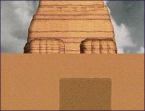 Seismic studies have proven that a chamber exists underneath the Sphinx