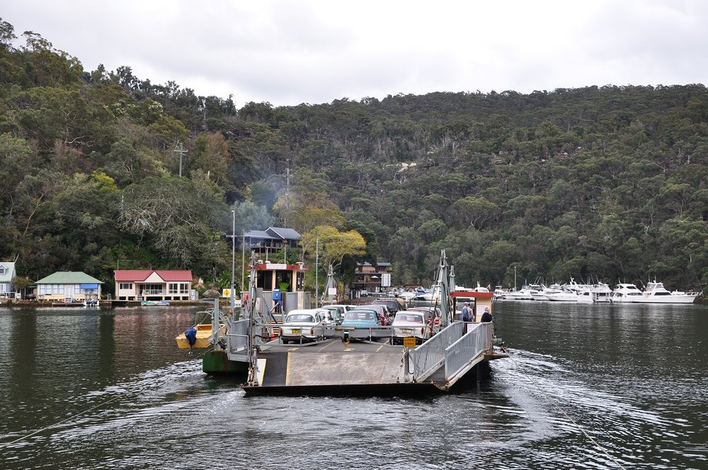 3. Crossing Berowra Waterrs.JPG